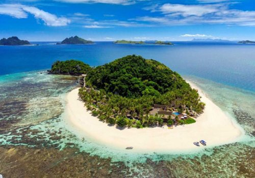 7 Tage Premium-Package / Matamanoa Island