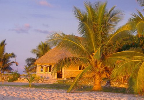 Unterkünfte auf der Hauptinsel Viti Levu