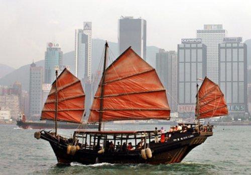 Stopover in Hongkong