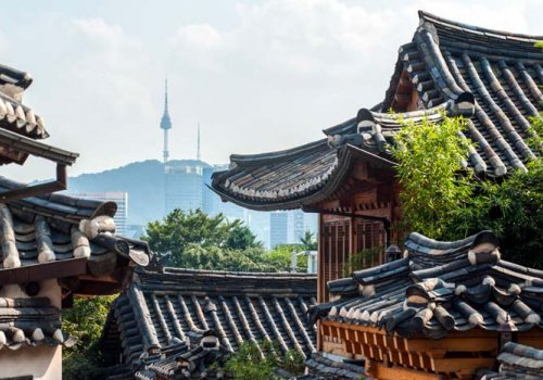 Stopover-Package für Seoul