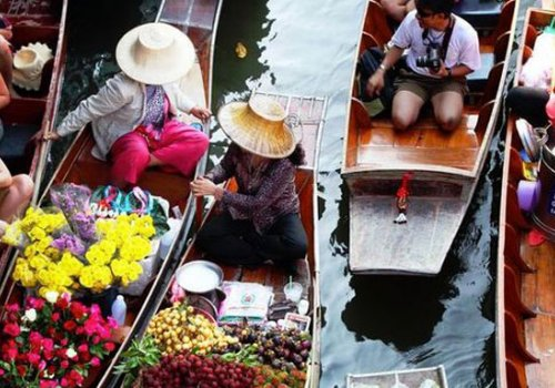 Stopover-Package für Bangkok