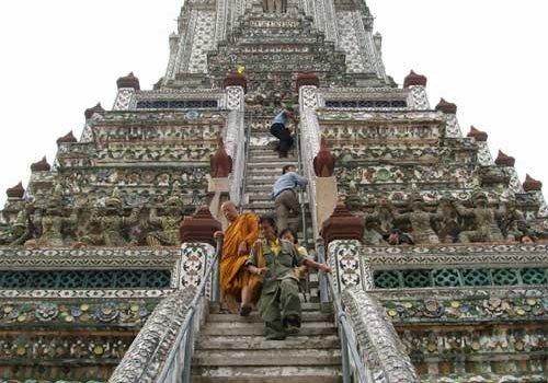 Ein Tag in Bangkok Kultur pur