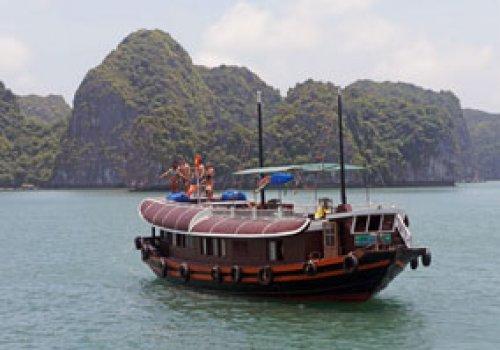 Stopover in Vietnam